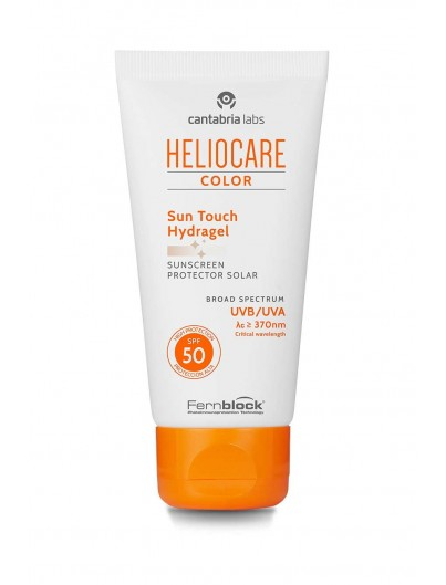 HELIOCARE COLOR SUN TOUCH HYDRAGEL SPF50 50 ML