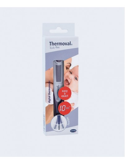 TERMOMETRO CLINICO DIGITAL THERMOVAL KIDS FLEX