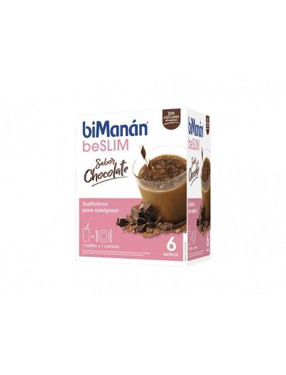 BIMANAN SUSTITUTI BATIDOS CHOCOLATE 5+1S