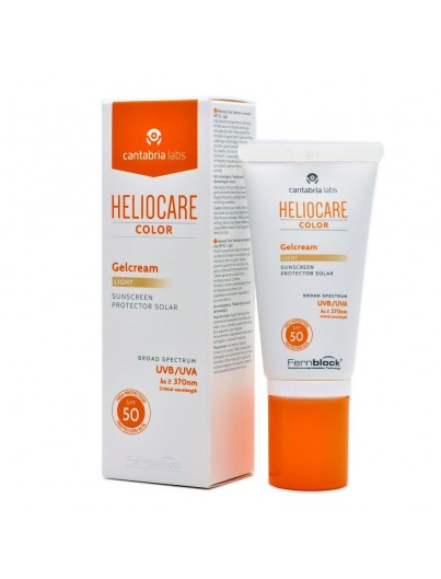 HELIOCARE COLOR SPF50 GEL CREMA COLOR LIGHT 50ML