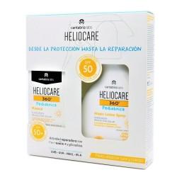 HELIOCARE 360 PEDIATRICS PACK MINERAL SPF50+ 50 ML + ATOPIC LOTION SPRAY SPF50 250 ML