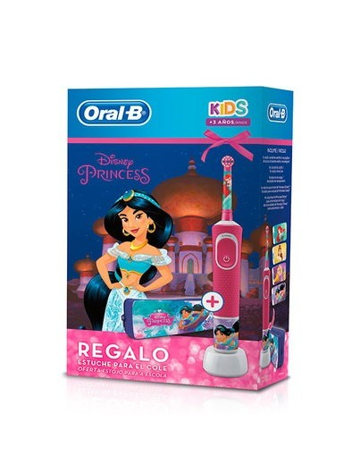 CEPILLO DENTAL ELECTRICO INFANTIL PRINCESAS FROZEN
