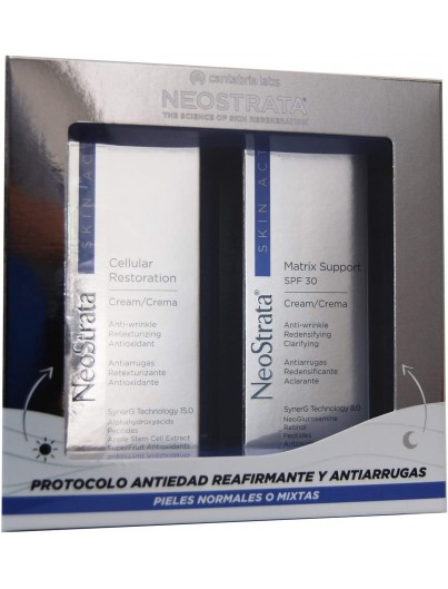 NEOSTRATA SKIN ACTIVE CREMA MATRIX SPF 30 50 ML + CREMA CELLULAR 50 ML