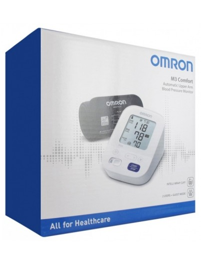 OMRON TENSIOMETRO DIGITAL M3 CONFORT