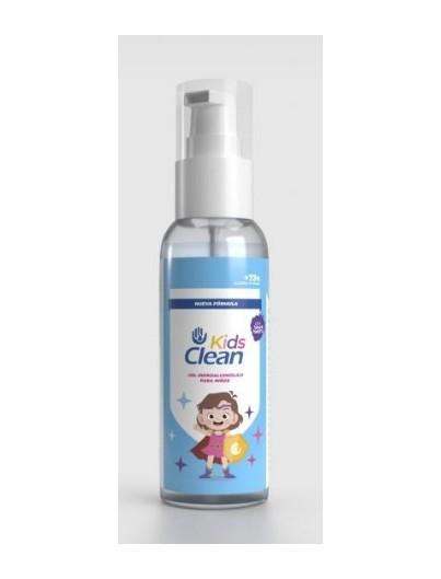 CLEAN KIDS GEL HIDROALCOHOLICO 60 ML
