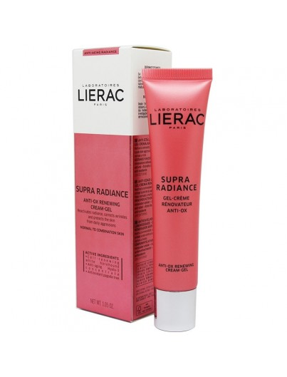 LIERAC SUPRA RADIANCE GEL CREMA 30 ML