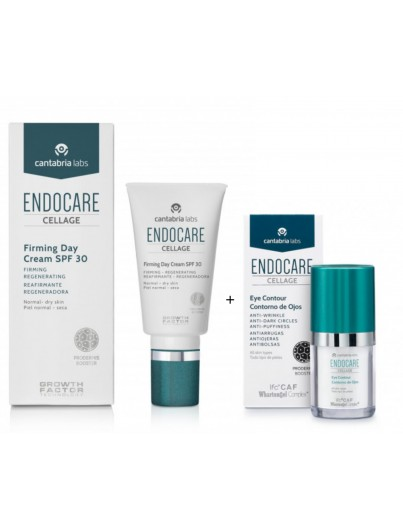 ENDOCARE CELLAGE FIRMING DAY CREAM SPF30 50 ML + CONTORNO OJOS 15 ML