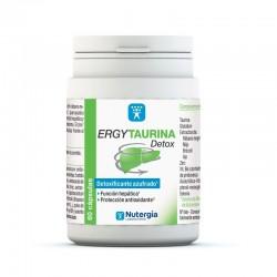 ERGYTAURINA DETOX 60 PERLAS NUTERGIA
