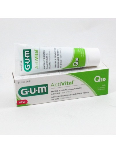 GUM PASTA ACTIVITAL DUPLO DENTAL 75 ML