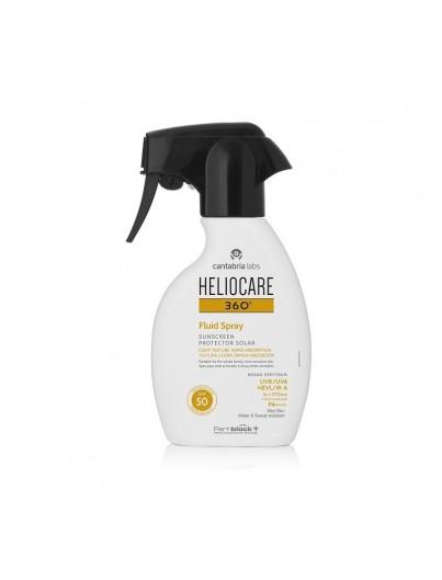 HELIOCARE 360? FLUID PROTECTOR SOLAR SPRAY SPF 50 1 ENVASE 250 ml