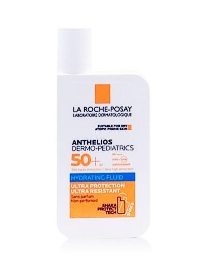 LA ROCHE POSAY ANTHELIOS DERMO PEDIATRICS FLUIDO HIDRATANTE 50 ML