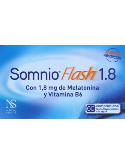 SOMNIO FLASH 1.8 MG 60 COMPRIMIDOS
