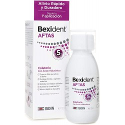 BEXIDENT AFTAS COLUTORIO BUCAL PROTECTOR 120 ML