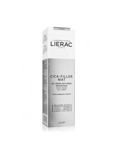 LIERAC CICA FILLER MAT GEL - CREMA 40 ML