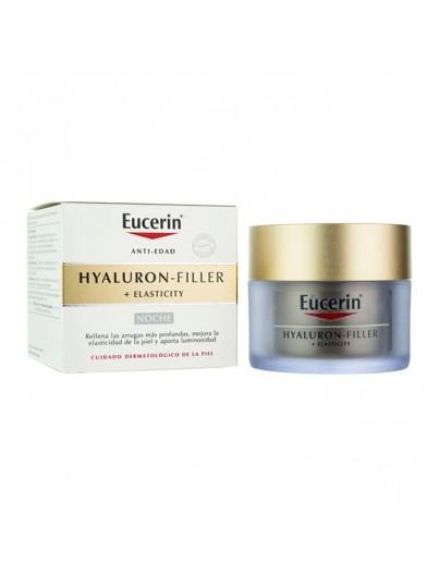 EUCERIN HYALURON FILLER + ELASTICITY CREMA DE NOCHE 50 ML