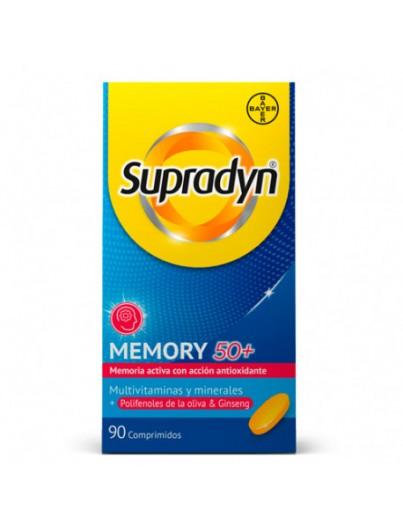 SUPRADYN MEMORY 50+ 90COMPRIMIDOS