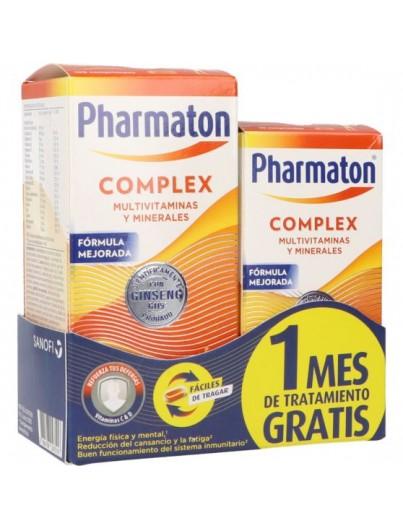 PHARMATON COMPLEX 100 COMPRIMIDOS + 30 COMPRIMIDOS DE REGALO