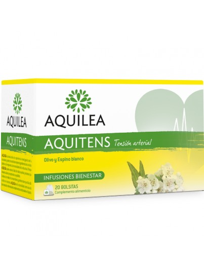 AQUILEA AQUITENS 20 BOLSITAS