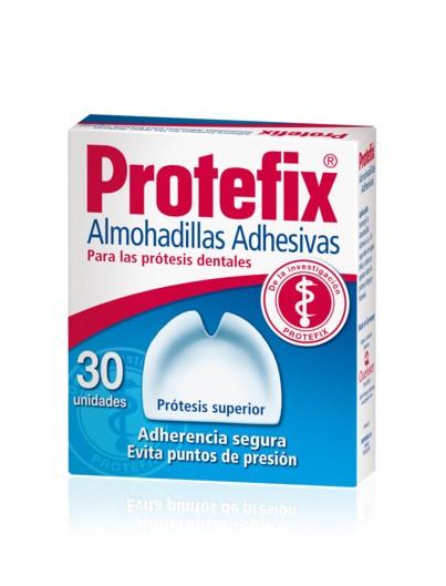 PROTEFIX ALMOHADILLAS ADHESIVAS 30 U SUPERIOR