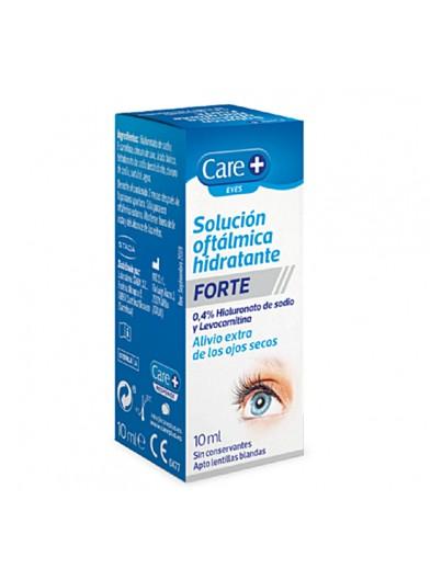 CARE+ SOLUCION OFTALMICA HIDRATANTE FORTE 1 ENVASE 10 ml