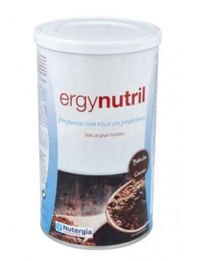 NUTERGIA ERGYNUTRIL CHOCOLATE POLVO 350 GRAMOS