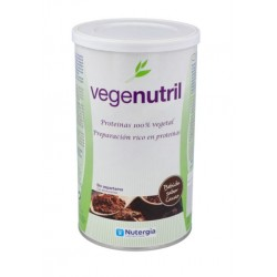 NUTERGIA VEGENUTRIL CACAO 350 GRAMOS