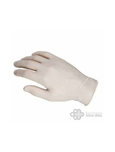 GUANTE LATEX CERES MED 10 UNI