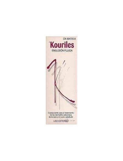 KOURILES 40 ML.