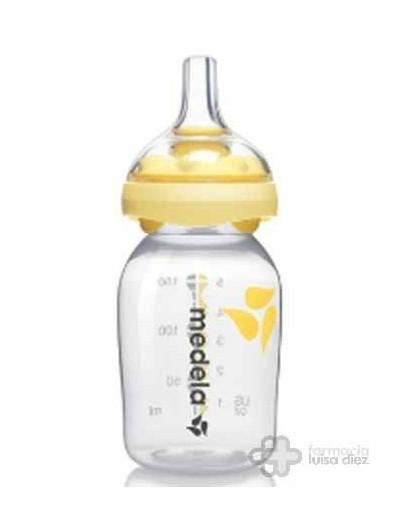 MEDELA BIBERON CALMA 0 BPA PP 150 ML