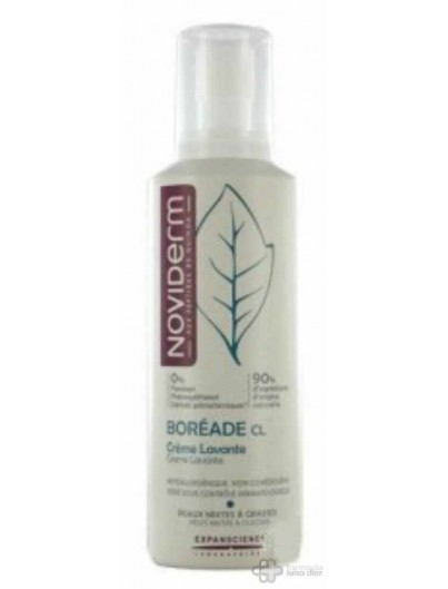 NOVIDERM BOREADE CREMA LAVANTE 200 ML