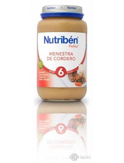 NUTRIBEN MENESTRA DE CORDERO 250 G GRANDOTE