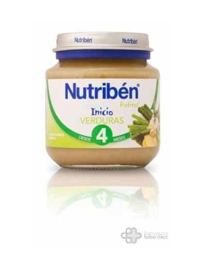 NUTRIBEN POTITO DE INICIO VERDURAS 130 G