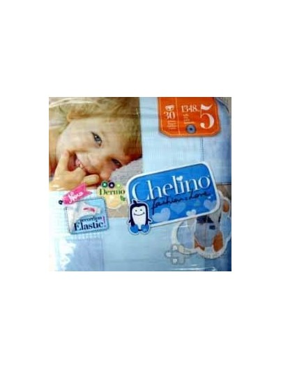 PAÑAL CHELINO FASHION LOVE T5 13-18K 30U