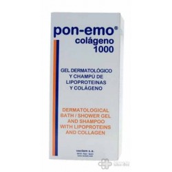 PON-EMO COLAGENO 1000 ML.