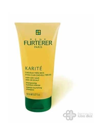 RENE FURTERER KARITE CHAMPU NUTRICION INTENSA 150 ML