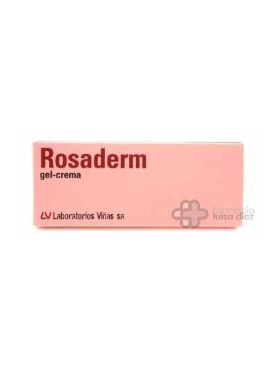 ROSADERM 30 ML GEL CREMA