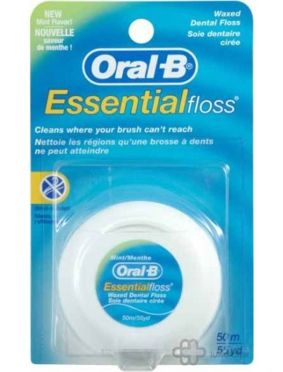 SEDA DENTAL ORAL B MENTOLADA
