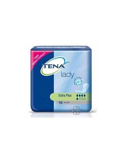 TENA LADY EXTRA PLUS 16 COMPRESAS