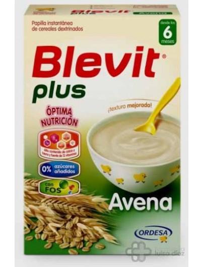 BLEVIT PLUS 5 AVENA 300 G