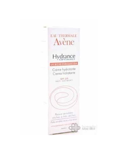 AVENE HYDRANCE ENRIQUECIDA UV SPF 20 40 ML