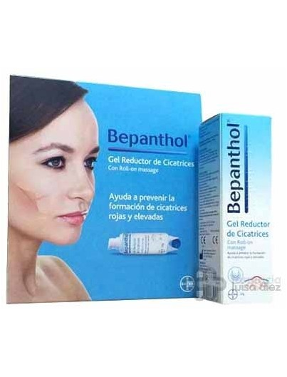 BEPANTHOL GEL REDUCTOR DE CICATRICES 20 G