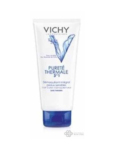 VICHY PURETE THERMALE DESMAQUILLANTE INTEGRAL 3 EN 1 200 ML