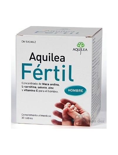 AQUILEA FÉRTIL HOMBRE 30 SOBRES