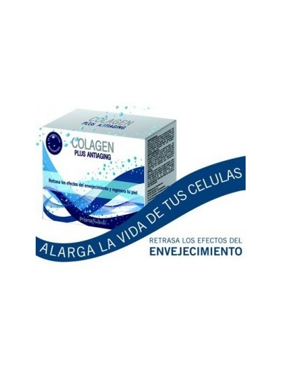 COLAGEN PLUS ANTIAGING 30 SOBRES