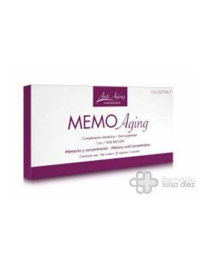 ANTI AGING MEMO AGING 20 CAPSULAS