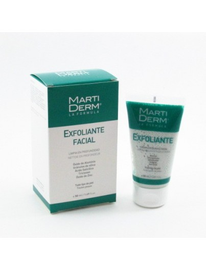 MARTIDERM CREMA EXFOLIANTE FACIAL 50 ML