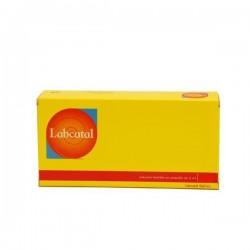 LABCATAL NUTRICION ZINC COBRE 28 AMPOLLAS