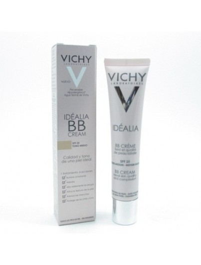 VICHY IDEALIA BB CREAM SPF25 TONO OSCURO 40ML