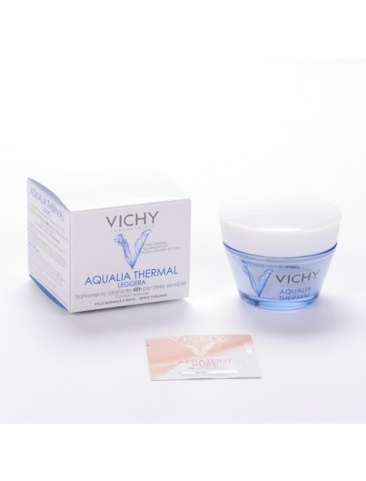 VICHY AQUALIA THERMA LIGERA TARRO 50 ML