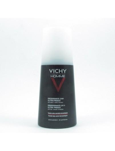 VICHY DESODORANTE VAPORIZADOR HOMME 100 ML